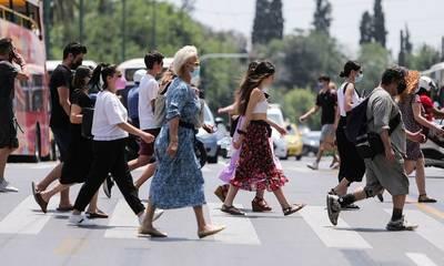 Κορονοϊός: 1.605 νέα κρούσματα, 176 διασωληνωμένοι, 10 θάνατοι