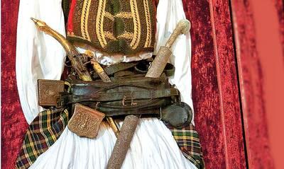 35 αγωνιστές του 1821 από ένα χωριό της Καλαμάτας
