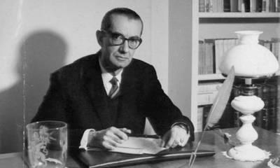 Σαν σήμερα πέθανε στο Ναύπλιο ο λογοτέχνης Άγγελος Τερζάκης