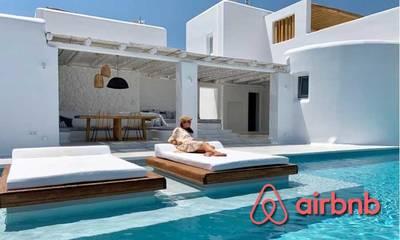 Airbnb: Στο 99% οι προκρατήσεις στην Πελοπόννησο!