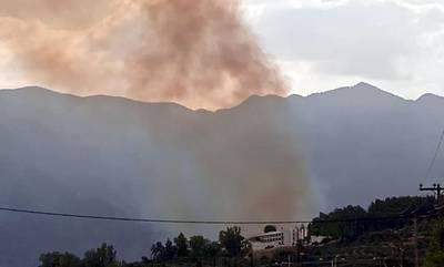 Πυρκαγιές στην Πελοπόννησο - Μάνη - Σπάρτη – Πύλο!