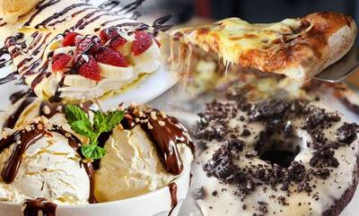 Ο Μr… σε Donut, Crepa, Pizza, Ice Cream… σε Σπάρτη και Σκάλα! (video)