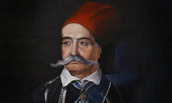 Σαν σήμερα γεννήθηκε η ηγετική μορφή της Ελληνικής Επανάστασης Πετρόμπεης Μαυρομιχάλης