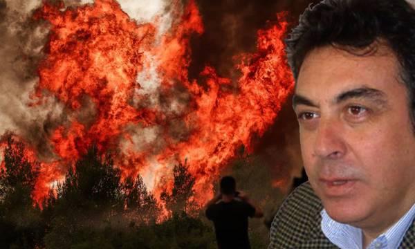Αντωνακόπουλος: «Στις πυρκαγιές προέχει η αποτελεσματικότητα»