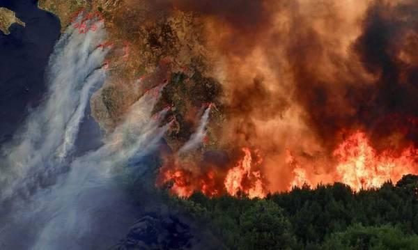 Θυμάσαι το 2007; Οι φονικότερες πυρκαγιές που κτύπησαν την Πελοπόννησο!