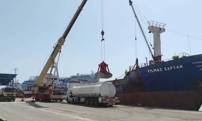 Λιμάνι Κατακόλου: Aλλάζει και φαίνεται!