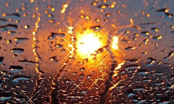 Καιρός: Πολύ ζέστη με πολύ αέρα και πιθανή βροχή!
