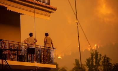 Ιερά Μητρόπολη Μεσσηνίας: Πρωτοβουλίες υπέρ των πυροπλήκτων της Ελλάδας