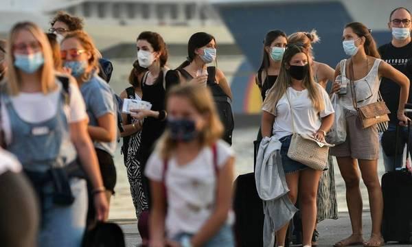 Κορονοϊός: Με 358 κρούσματα σήμερα η Πελοπόννησος