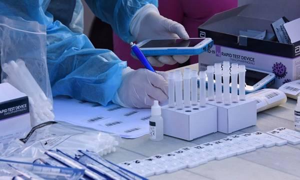 Πελοπόννησος: Δείτε που γίνονται δωρεάν rapid test σήμερα