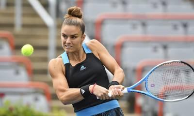Σάκκαρη - Κουντερμέτοβα 2-1: Στις «16» του Rogers Cup προκρίθηκε η Μαρία