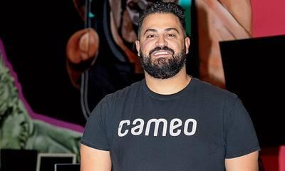 Cameo: Ο Σπαρτιάτης που φέρνει στην παρέα σου τις μεγαλύτερες διασημότητες του κόσμου!