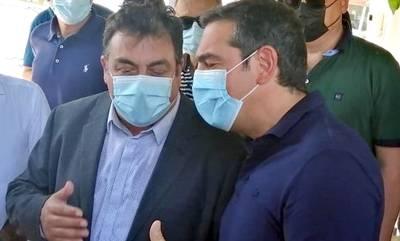 Αντωνακόπουλος σε Τσίπρα: «Να γίνει αυτό που δεν έγινε το 2007»