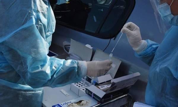 Rapid tests στον Δήμο Ευρώτα το Σάββατο