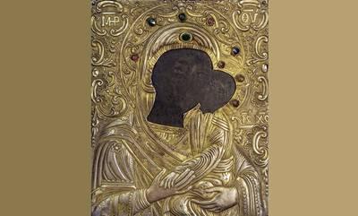 Οεορτασμός της Παναγίας στην Ιερά Μονή Χρυσοκελλαριάς