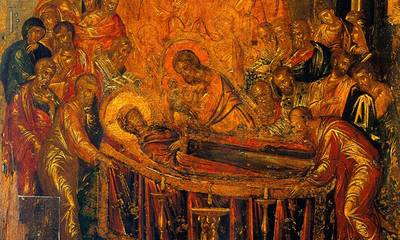 Η Κοίμηση της Θεοτόκου, μία από τις μεγαλύτερες γιορτές της Χριστιανοσύνης
