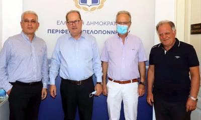 Έργο αναβάθμισης της ασφάλειας στο οδικό δίκτυο προωθεί η Περιφέρεια Πελοποννήσου