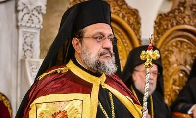 ΟΜητροπολίτης Μεσσηνίας στις Ι. Μονές Δήμιοβας καί Βουλκάνου για τον εορτασμό της Παναγίας
