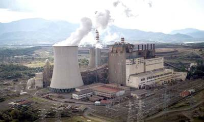 Η Μεγαλόπολη εξασφαλίζει την επάρκεια σε ρεύμα - Σε λειτουργία ως 10 Σεπτεμβρίου η μονάδα 3