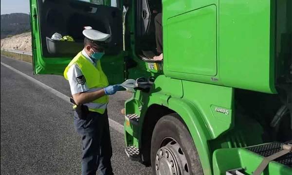 Απαγόρευση κυκλοφορίας φορτηγών άνω του 1,5 τόνου τον 15αύγουστο