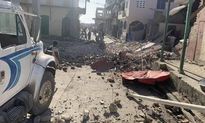 Αϊτή: Σεισμική δόνηση 7,2 βαθμών - Συναγερμός για τσουνάμι (photos - videos)