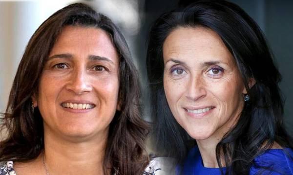 Στη Σπάρτη η Μαρία Συρεγγέλα για απονομή τίτλων σε Ρόζα D'Amato και Χρυσούλα Ζαχαροπούλου