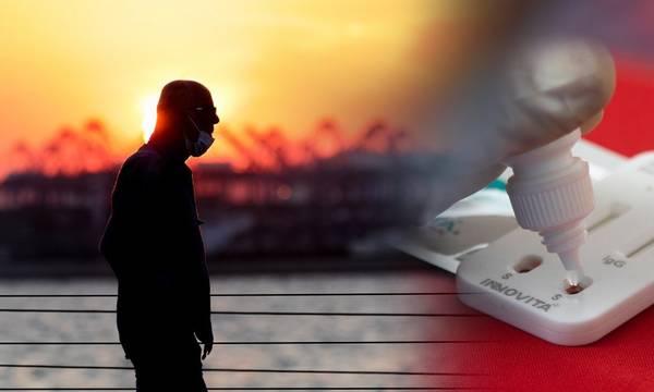 Πελοπόννησος: Πού εντοπίζονται τα 230 νέα κρούσματα κορονοϊού