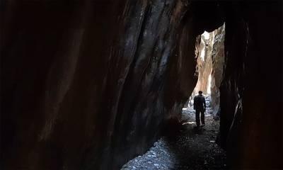 Μεσσηνία: Το φαράγγι του Ριντόμου με 25 km μήκος!