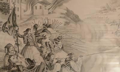 Λεβίδι 1821 - 200 χρόνια: Εκδήλωση για τον Ηλία Σαλαφατίνο και τους Μανιάτες αγωνιστές του 1821