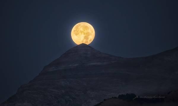 ΕΟΣ Καλαμάτας: Στην κορυφή του Ταϋγέτου με πανσέληνο