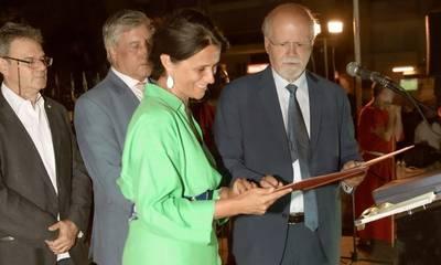 Η Σπάρτη έχει φωνή στην Ευρωβουλή! – Επίτιμες δημότισσες οι D' Amato και Ζαχαροπούλου