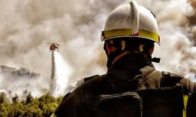 Μάνη: Σπηλαιολόγοι μάχιμοι εθελοντές που σβήνουν φωτιές και διασώζουν ανθρώπους! (photos)