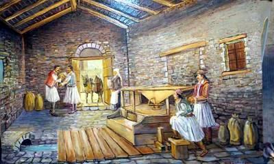 1821 – 2021: Έκθεση ζωγραφικής του Σωτήρη Τζαμουράνη στο Λεοντάρι