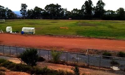 Εικόνες εγκατάλειψης στο Σαϊνοπούλειο Αθλητικό Κέντρο με ευθύνη του Δήμου Σπάρτης