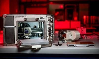 Ξεκινά τις δοκιμές ο εκτυπωτής που θα φτιάχνει σπίτια στη Σελήνη και στον Άρη