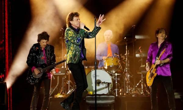 Τσάρλι Γουότς: Πέθανε ο ντράμερ των Rolling Stones