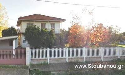 Πωλείται διώροφη μονοκατοικία 156 τ.μ. σε χωριό κοντά στην Αμαλιάδα