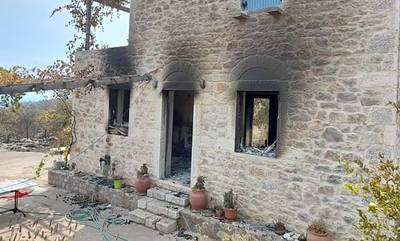 Ενέργειες για τα ανέλεγκτα πληγέντα κτίρια και τις ζημίες σε αμπελώνες και συκεώνες της Μάνης