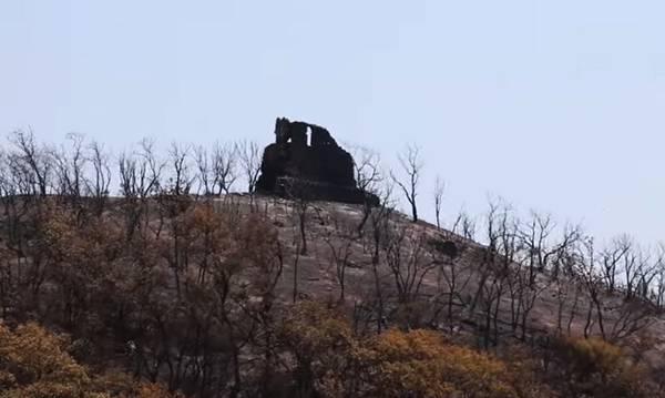 H Mάνη συζητά για την πυρκαγιά που την έκαψε, με πρωτοβουλία του δήμου (video)