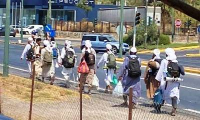 Ταλιμπανισμός στην Καλαμάτα! (photos)
