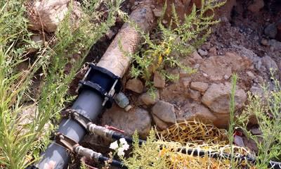 Σπαρτιάτες πίνουν νερό από σωλήνες αμίαντου – Δήμος και ΔΕΥΑΣ δεν αντιδρούν στις καταγγελίες!