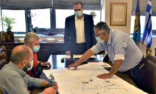 Συνάντηση του Δημάρχου Καλαμάτας με εκπροσώπους του Αστικού ΚΤΕΛ για νέες γραμμές και ΣΒΑΚ