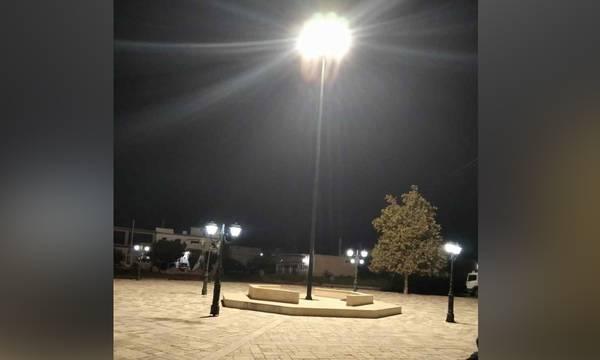 Αναβαθμίζεται η Πλατεία Γλυκόβρυσης στον Δήμο Ευρώτα
