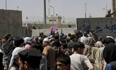 Αφγανιστάν: Έκρηξη έξω από το αεροδρόμιο της Καμπούλ