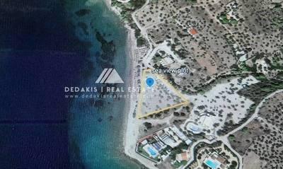 Πωλείται παραθαλάσσιο οικόπεδο 4.075τμ στο Φλάμπουρο Λουτρακίου