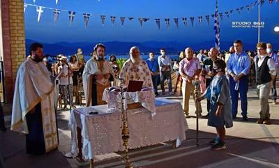 Πλήθος από πιστούς και Φανουρόπιτες στο Ναύπλιο! (photos-video)