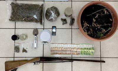Λακωνία: Στην «παγίδα του Νόμου» 3 ημεδαποί για 1,5 κιλό κάνναβης