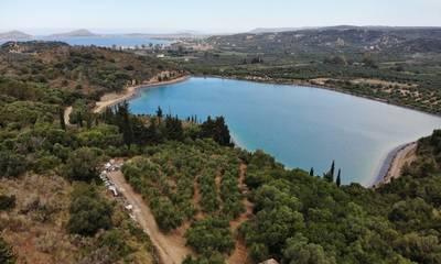 Πωλείται οικόπεδο 5130 τμ στην τεχνητή λίμνη του golf του Costa Navarino
