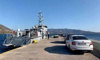 16 Σύριοι διασώθηκαν από ναυάγιο στα ανοιχτά της Μονεμβάσιας! (photos)