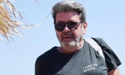 Γιάννη Λάτσιος: Διακοπές με τις κόρες του στη Μάνη (photos)
